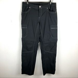KÜHL Zip Off Bermuda Shorts Hiking Pants Size 12